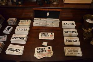 VOYAGE #Le Londres moderne avec le célèbre 221b Baker Street - partie 2