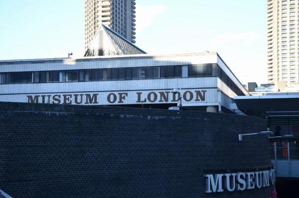 VOYAGE #Londres au Museum of London