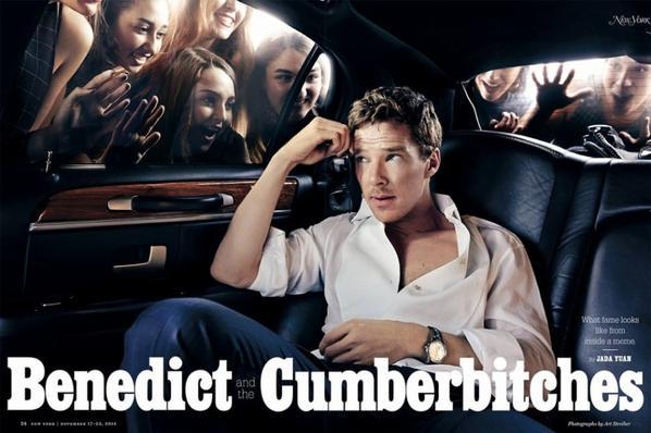 Benedict dans le New York Magazine