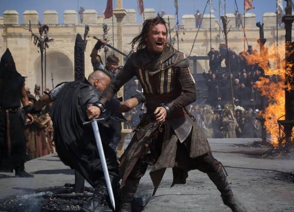 Premières photos officielles pour le film Assassin's Creed
