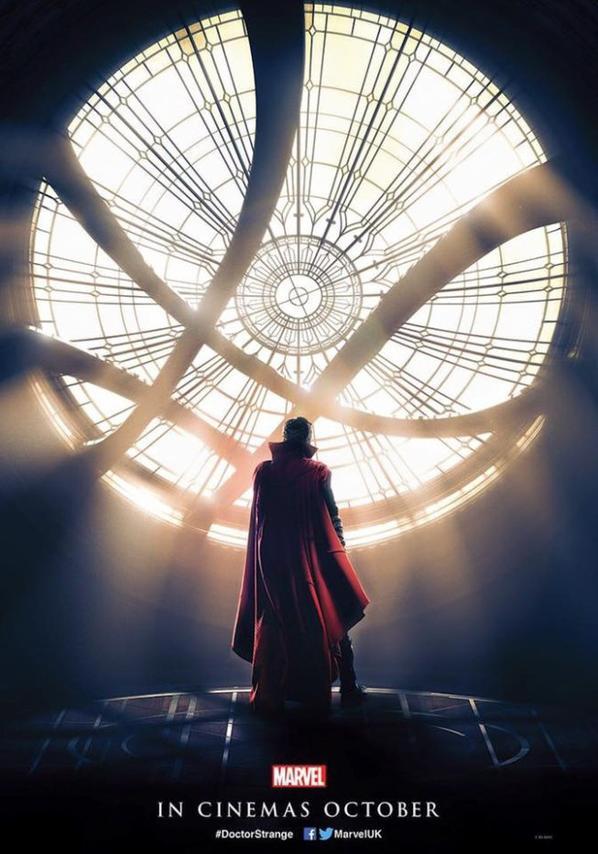 Premier poster pour Doctor Strange