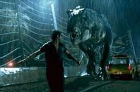 c le tyranosaure de jurasic park