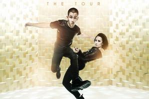 Petit montage pour Nick Jonas et Demi Lovato en faveur à leur Futur Now Tour ♥