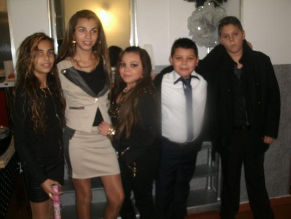 MOI, mon frère, mes cousine et mon cousin