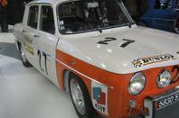 Les Renault 8 Gordini à Rétro Mobile 2014