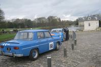 Chantilly le 19 Janvier 2014