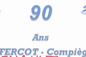 Les 90 Ans des Ets FERCOT à COMPIEGNE le 12 AVRIL 2014