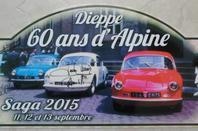 La Saga Alpine 2015 à Dieppe