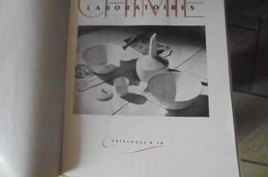 et pour finir avec la porcelaine de bayeux un catalogue