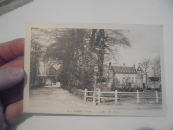 additif cartes postale de flers de l orne