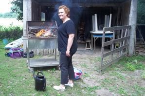 Comment j'ai perdu 18 kg : AVANT (  18 juillet 2013 ) APRES 29 Juillet 2014