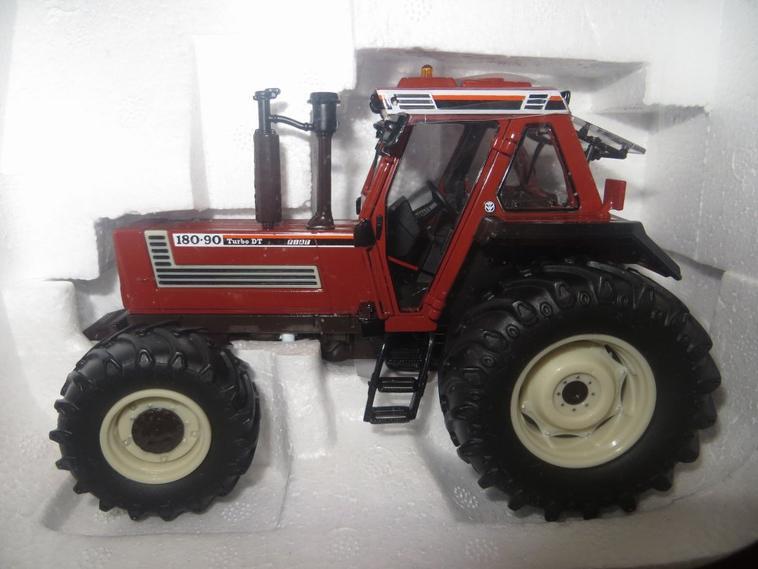 Mon Nouveau tracteur c'est un Fiat 180-90 Je l'adore <3