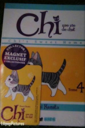 Chi, le chaton trop Mimi