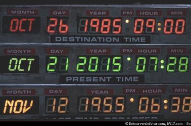 Si demain c'est notre futur , l'évolution continue et  les rêves se réalise petit à petit .