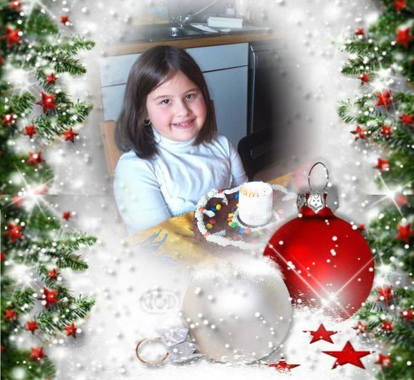 Bonnes fêtes mes petits chou chou ♥