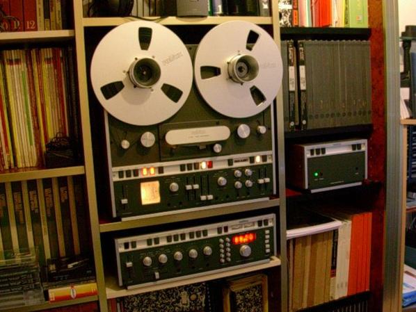 A700 REVOX  A 720 Pré amp Tuner ,Lectron PA 50,Auidio Resarch D-70