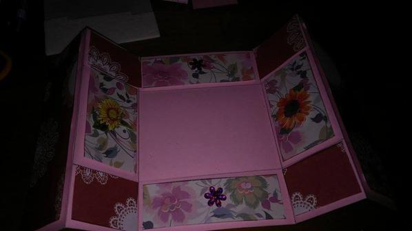 carte rectangle avec ceinture