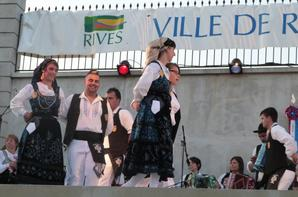 Festival International de Rives 6.07.13