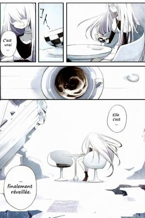 Black Rock Shooter: The Game - Chapitre 01