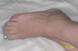 les pieds de ma femme