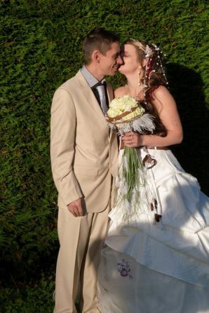 "shooting mariage ""anne et tom"""
