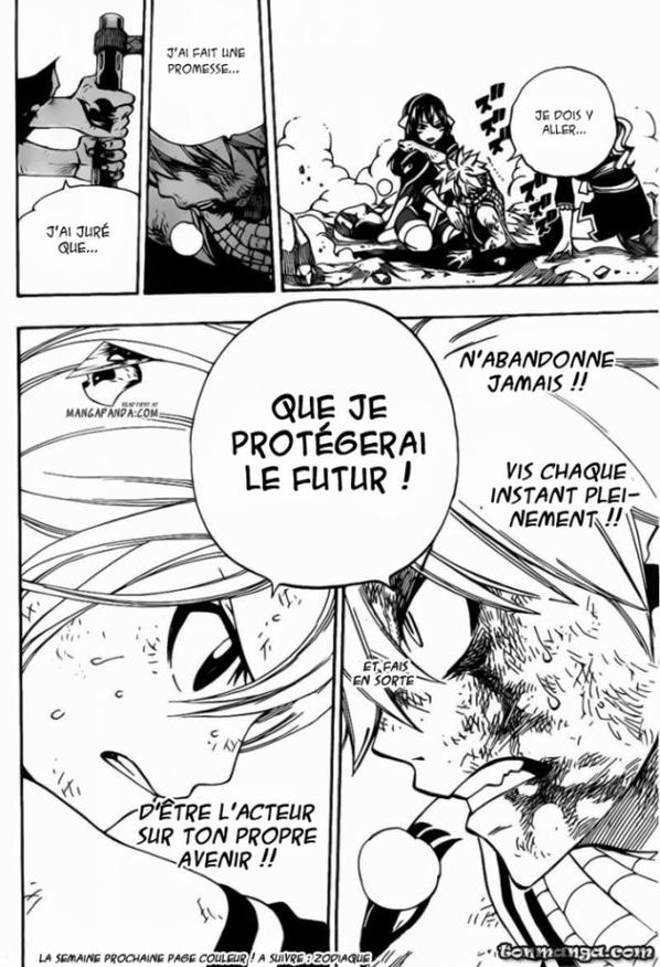 Fairy Tail - Chapitre 327