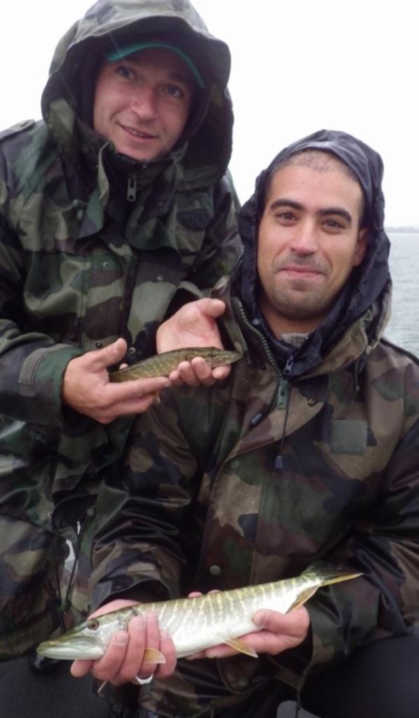 Stage de pêche au lac de la forêt d'Orient
