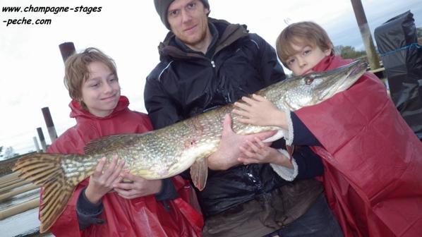 Séjour de pêche en Champagne, seconde partie!