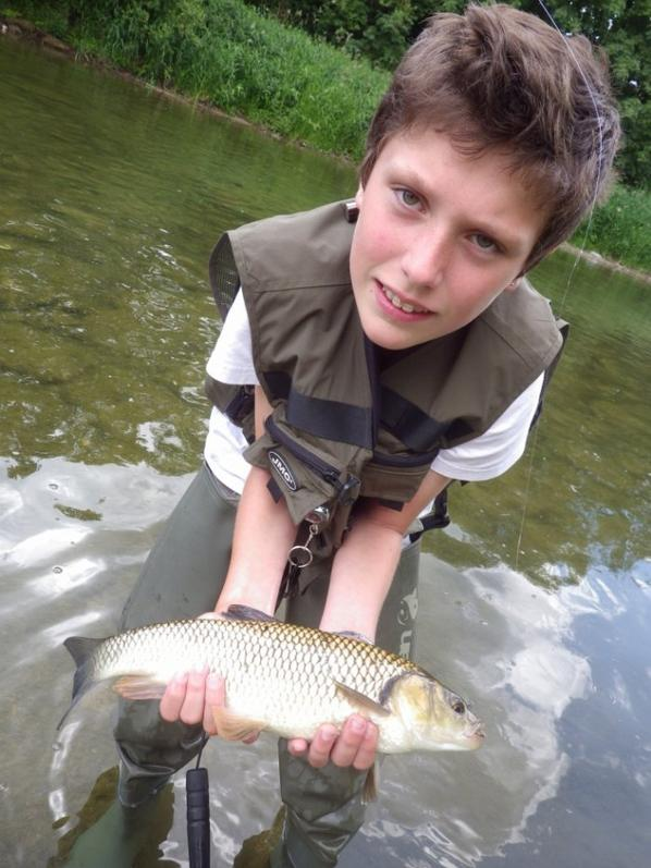 Initiation de pêche à la mouche