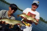 Colonie de pêche aux lacs de la forêt d'Orient (Aube)