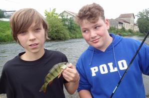 Stage de pêche des carnassiers pour ados