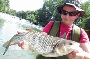 Pêche des carnassiers en Marne pour ados