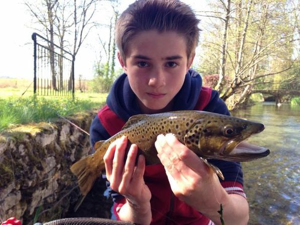 Initiation de la pêche à la mouche