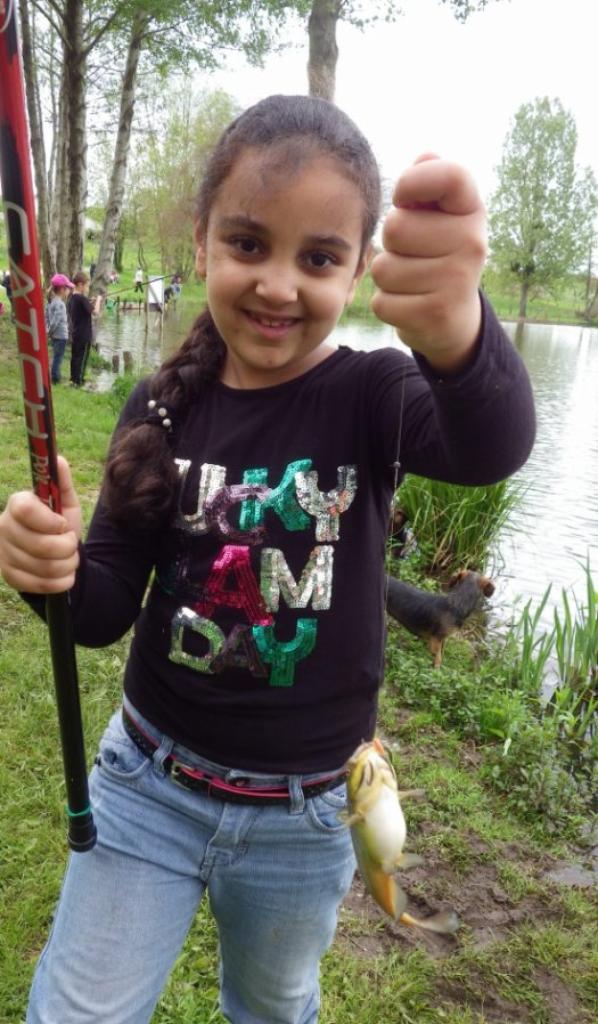 Journée de pêche sympathique au Domaine du grand étang