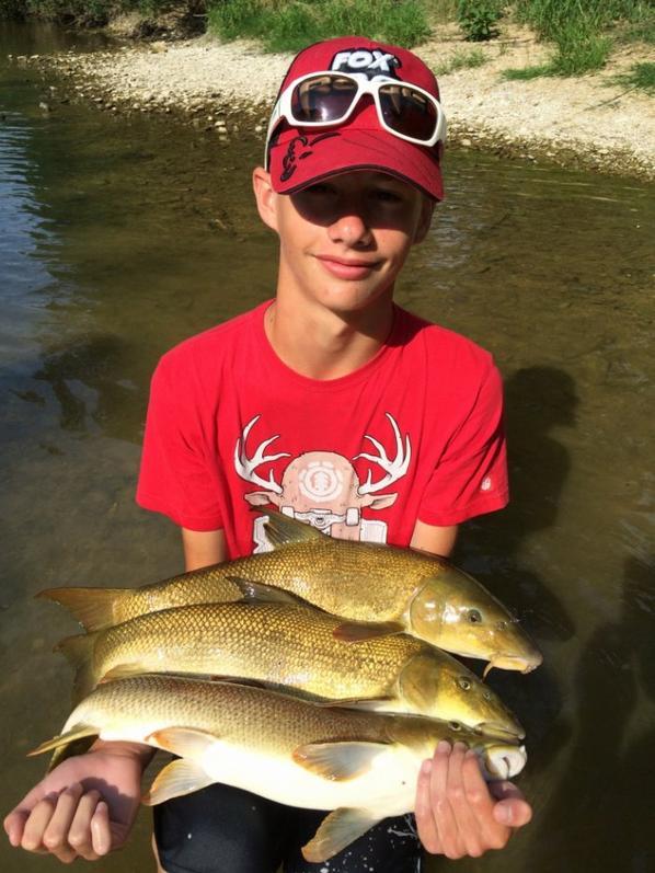 Semaine de pêche aux leurres sur la Marne
