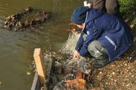 Séjour de pêche à la Toussaint pour jeunes et ados, acte 2