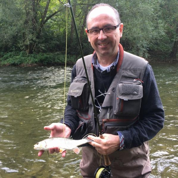 Perfectionnement pêche mouche sur la Marne