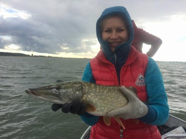 Découverte du lac du Der en mode pêche pour Madame et Monsieur