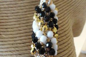 Du Murano, de l'or, du noir, du blanc !!!