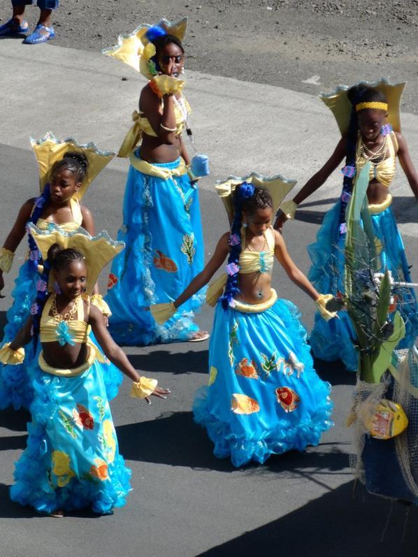 Carnaval, le défilé !