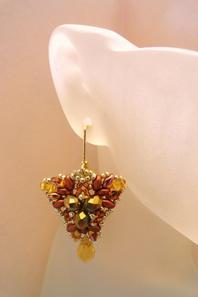 Nouveaux coloris pour les boucles d'oreilles Eva !