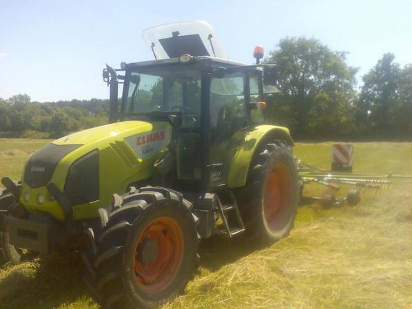 L'arion 320  j'aime :p