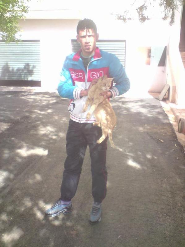 moi est mon chat micha