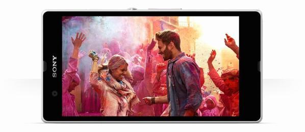 Sony XPERIA Z pour 510¤ + frais de port 8¤