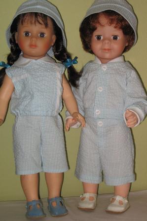 Les enfants M&T en Mai 1982