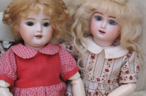 """Mes 3 """"Bleuette"""" Georgette Bravot"""