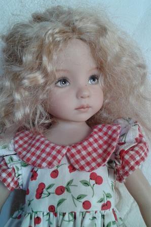 Ma Little Darling qui ne vient jamais sur le blog