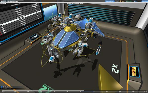 Robocraft, mon medic T7, Worst Medic.