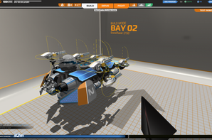 Robocraft, La version T10 du SnowRacer
