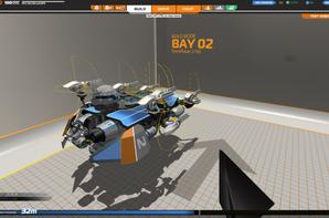 Robocraft, La version T10 du SnowRacer